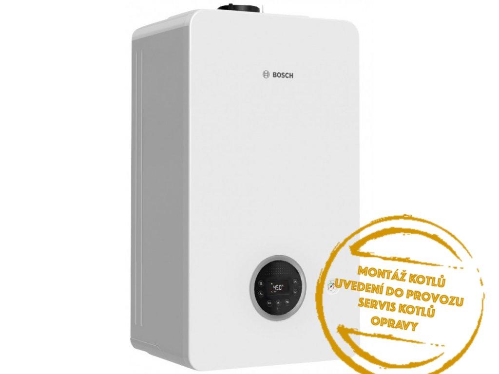 Kotel plynový závěsný kondenzační Bosch GC2300iW 24 P kotelnaklic cz