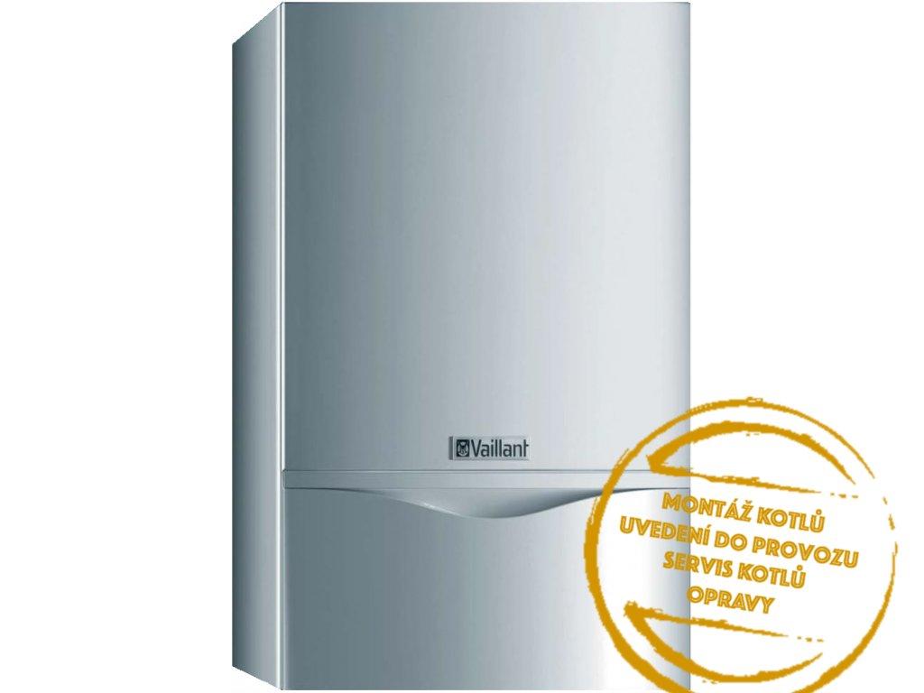 Kotel plynový závěsný kondenzační Vaillant VU 306:5 5 (H CZ) ecoTEC plus kotelnaklic cz
