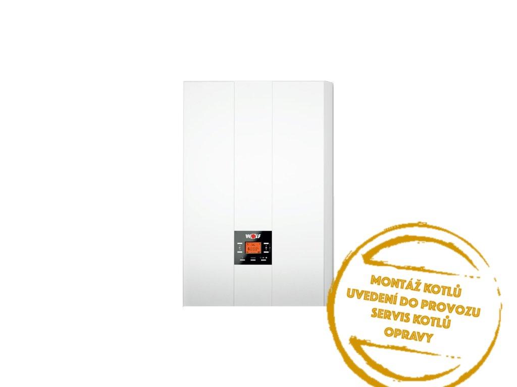Kotel plynový závěsný kondenzační Wolf FGB K 28 bez snímače venkovní teploty 4,8 27,3 kW kotelnaklic