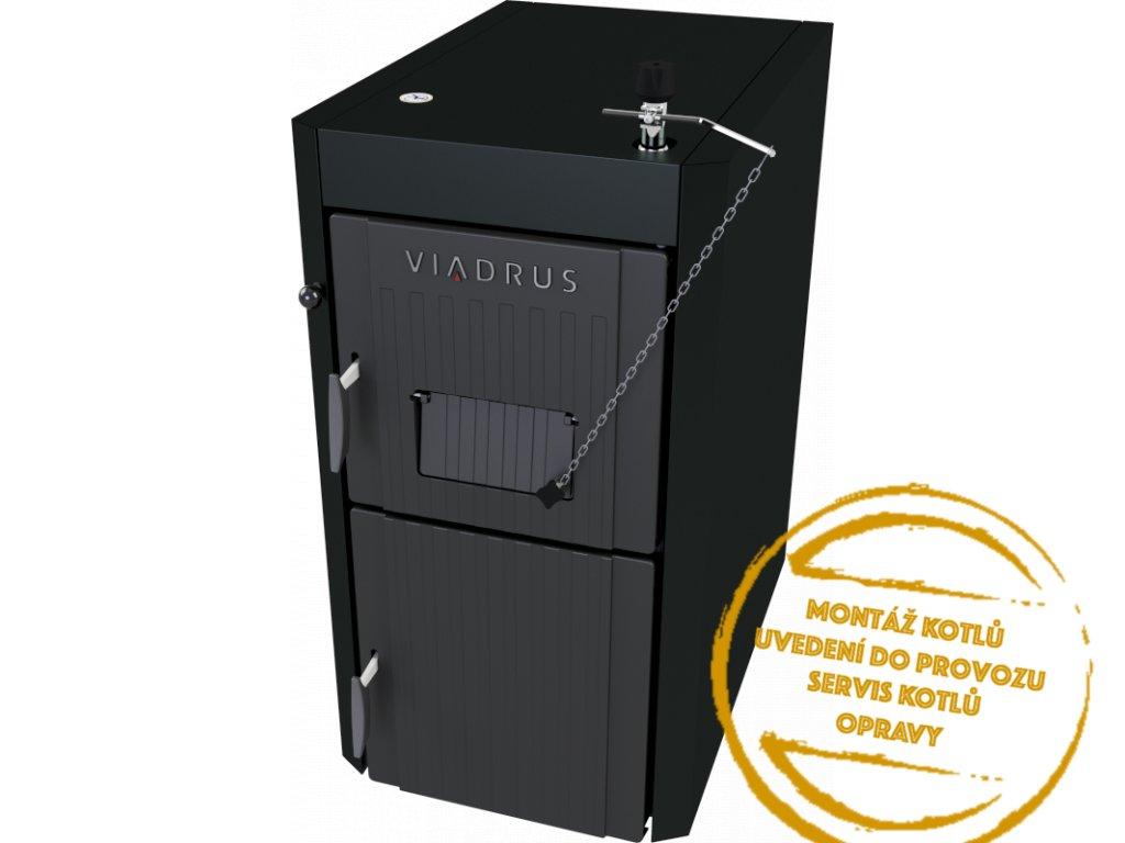 Viadrus U22 Economy 38 kW kotelnaklic