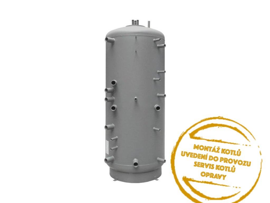 REGULUS DUO 750:200 P akumulační nádrž kotelnaklic