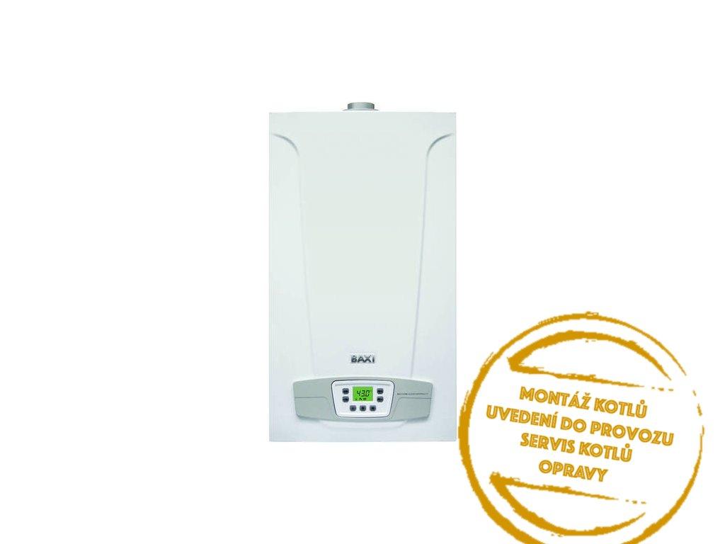 Kotel plynový závěsný Baxi ECO5 COMPACT+ 24 + ERP 9,3 24 kW Kotelnaklic