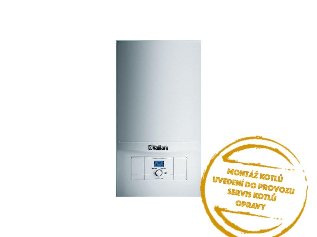 Kotel plynový závěsný Vaillant VUW 2405 5 A atmo TEC plus ERP 9,1 24 kW Kotelnaklic