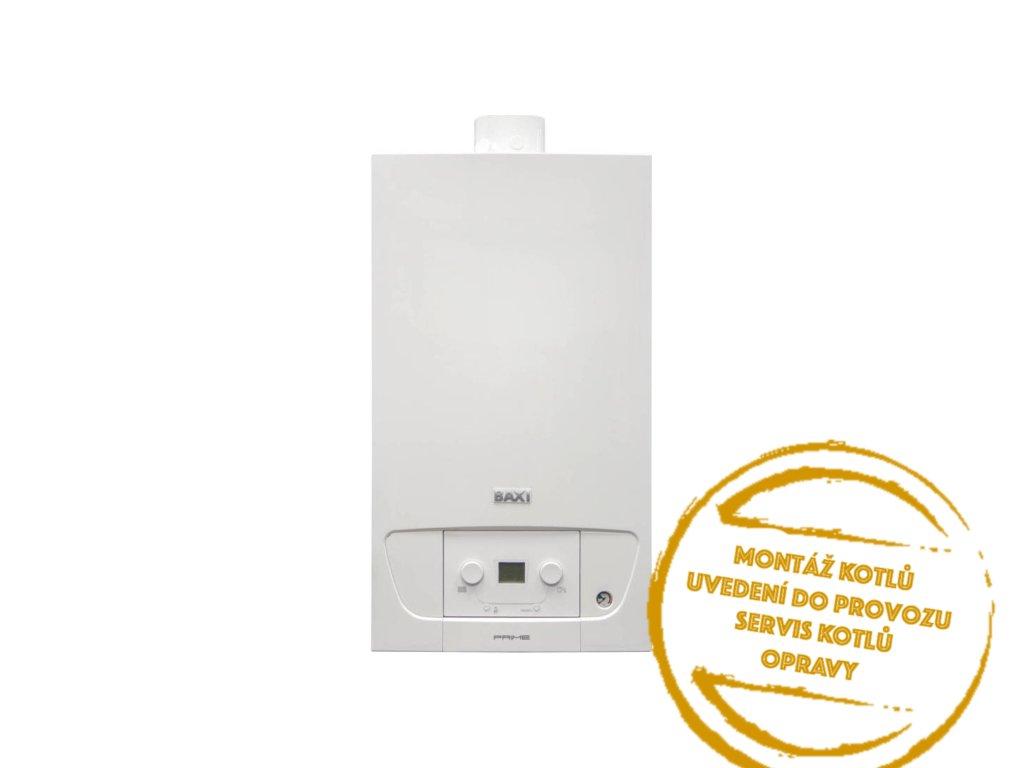 Kotel plynový závěsný kondenzační Baxi Prime 24 ERP 4,8 24 kW Kotelnaklic