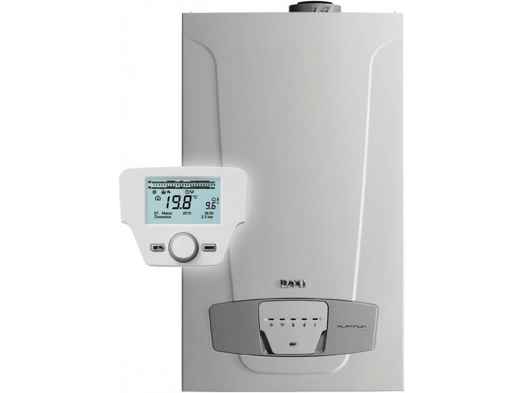 Kotel plynový závěsný kondenzační Baxi LUNA PLATINUM+ 33 ERP 3,3 33 kW Kotelnaklic