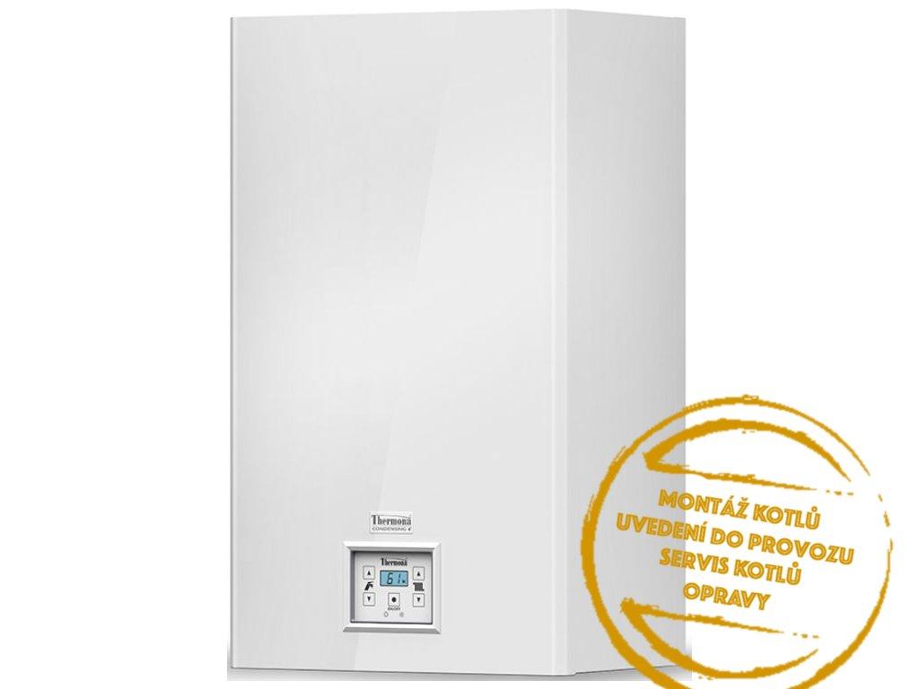 Kotel plynový závěsný kondenzační Thermona THERM 24 KDN ERP 4,9 20,7 kW Kotelnaklic