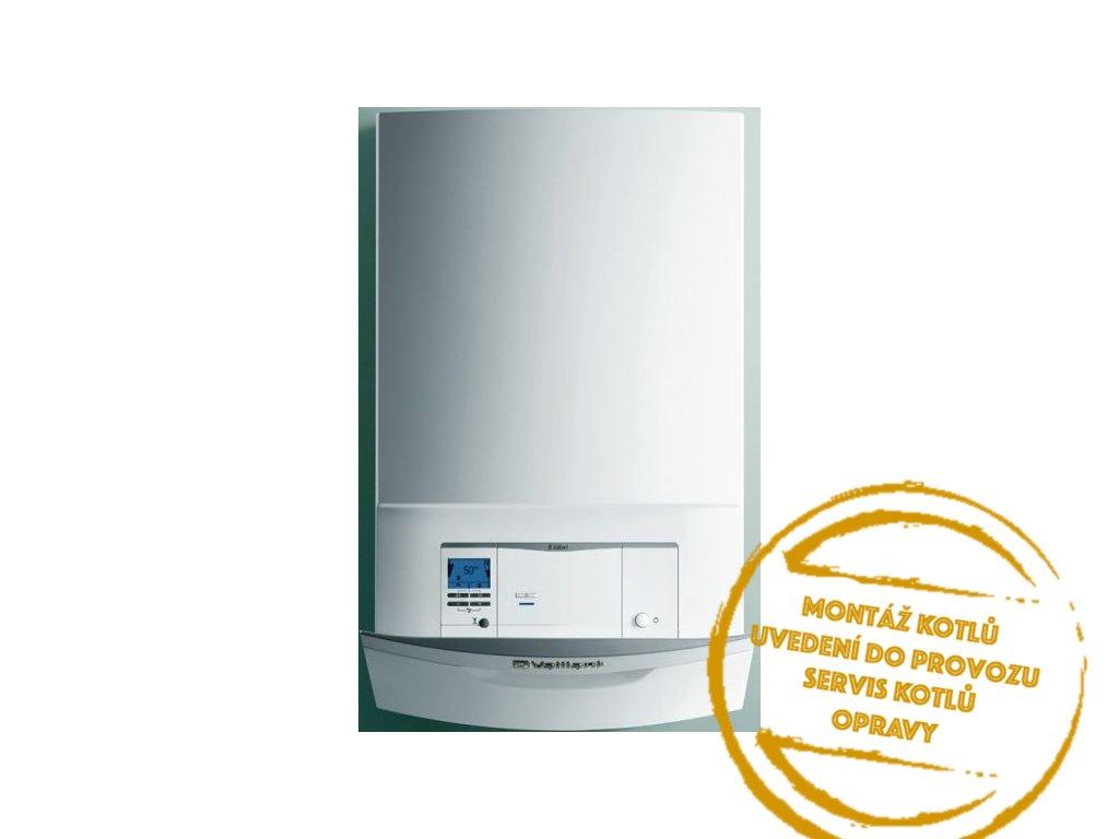 Kotel plynový závěsný kondenzační Vaillant VUW 3065 5 ecoTEC plus ERP 5,7 26,5kW bílá Kotelnaklic