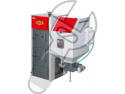 montaz automatických kotlu na tuha paliva