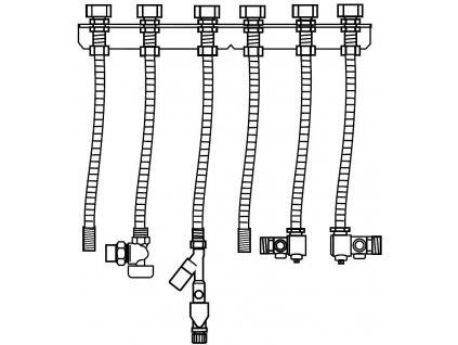 Kotel plynový stacionární kond. Vaillant přip.přísl.pro VSC ecoCOMPACT Kotelnaklic