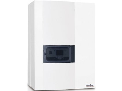 Kotel plynový závěsný kondenzační Geminox THRs 1 10C+QAC34 0,9 9,5 kW bílá Kotelnaklic