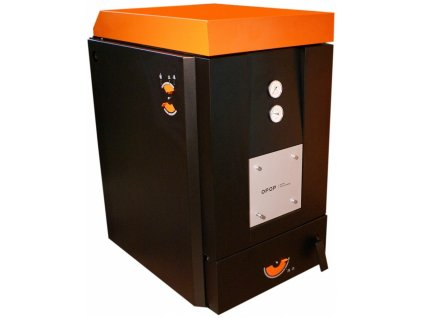 OPOP H416EKO kotel na tuhá paliva 16kW ocelový kotelnaklic.cz