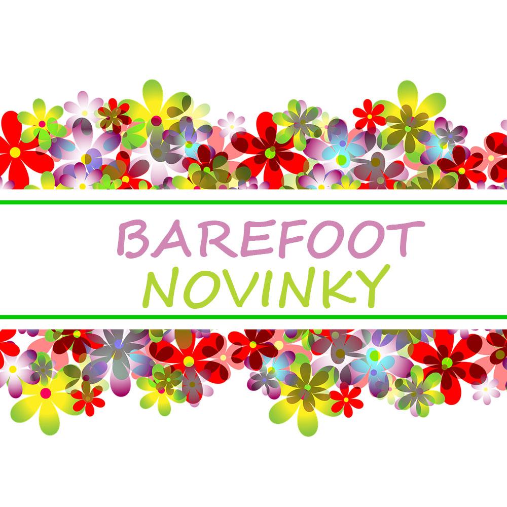 Naše barefoot novinky