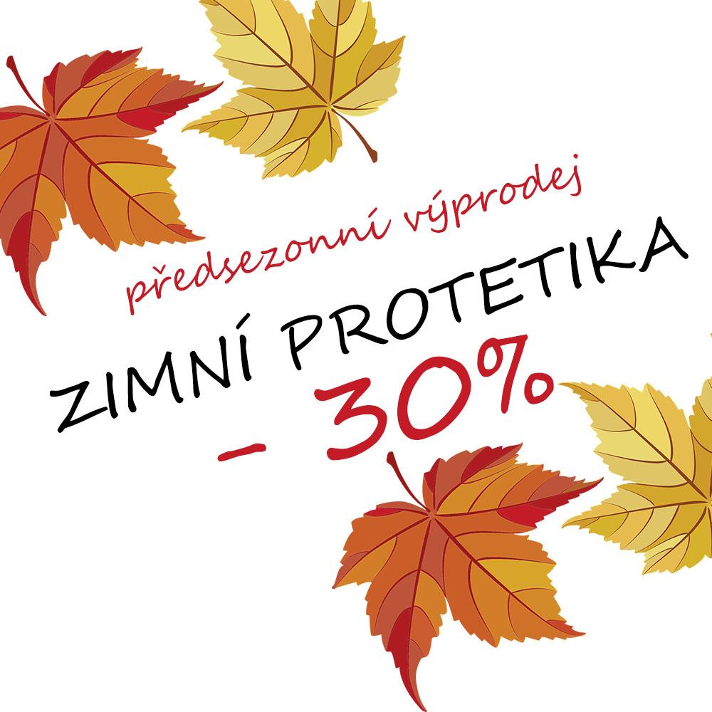 Zimní Protetika - 30%