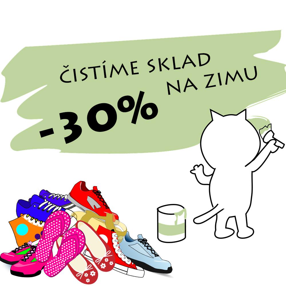 Výprodej 30%