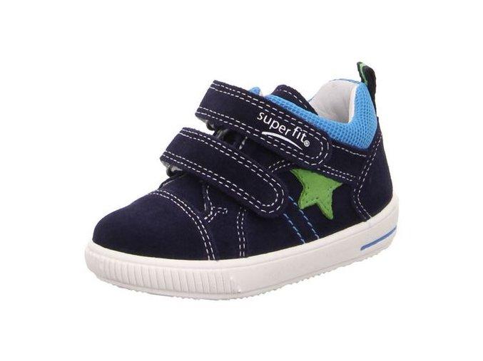 Celoroční obuv Superfit Moppy Blue