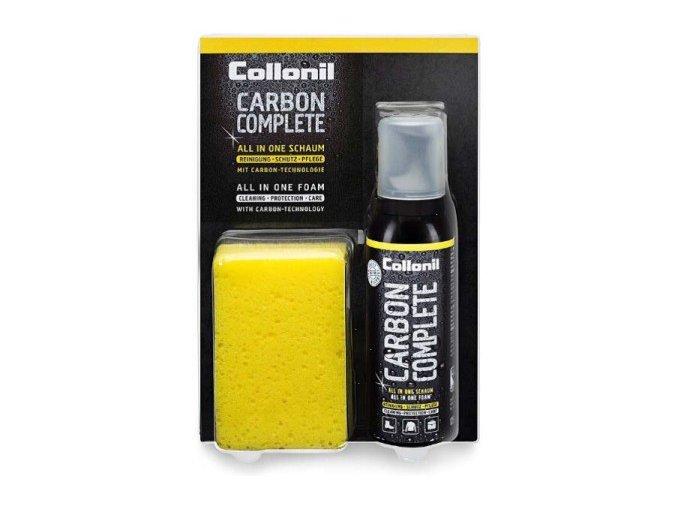 Čistící pěna Collonil Carbon Complete set
