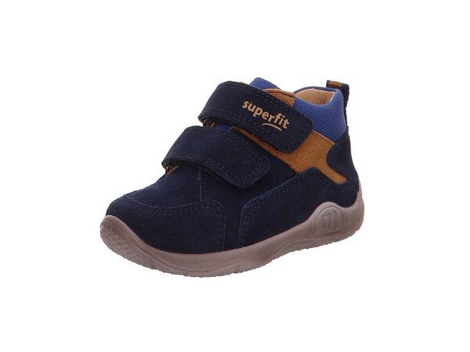 Celoroční obuv Superfit Universe blue 50941880