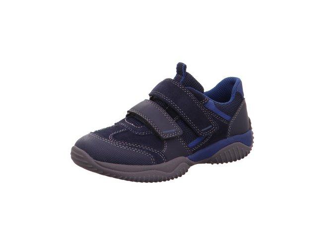 Celoroční obuv Superfit Storm blue 80938481