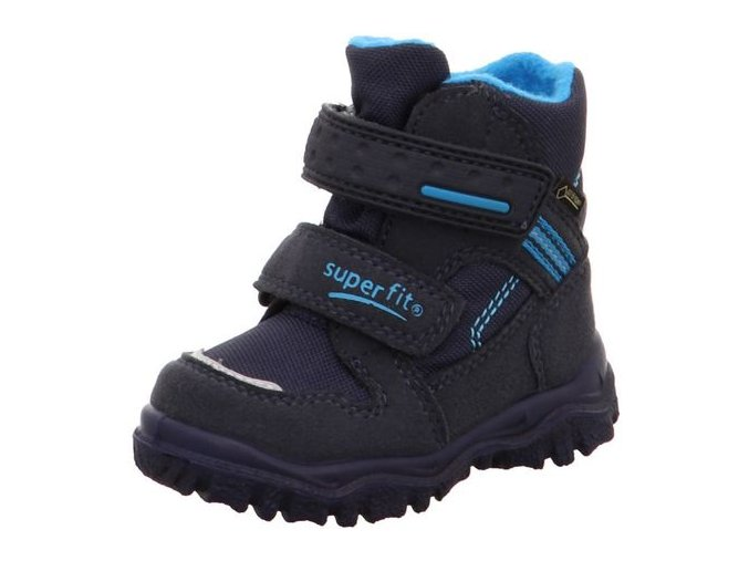 Zimní obuv Superfit Husky blue 80904480