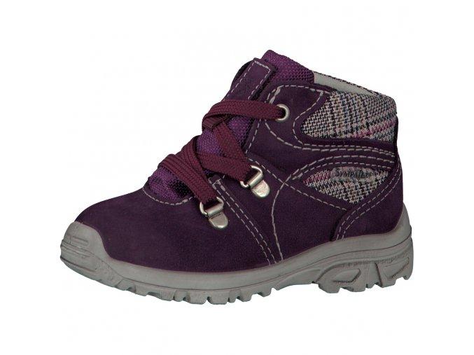 Celoroční bota Ricosta 36259-360 Dasse merlot