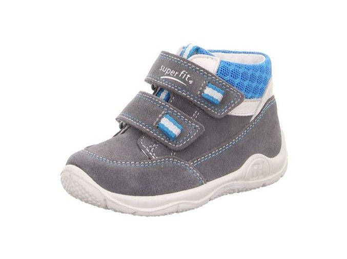 Celoroční obuv Superfit Universe Grey