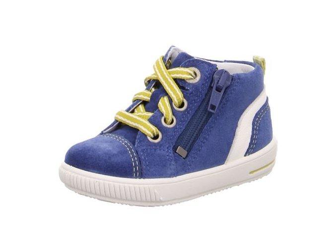 Celoroční obuv Superfit Moppy Blue/white