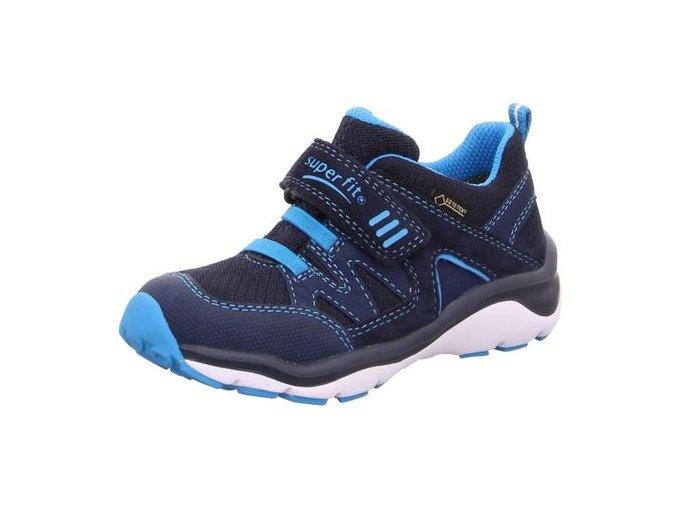 Celoroční obuv Superfit Sport5 Blue