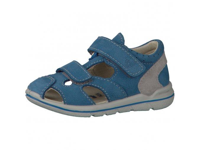 Sandálky Ricosta Kaspi jeans 30201-141