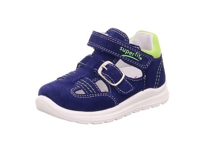 Sandálky Superfit Mel Blue