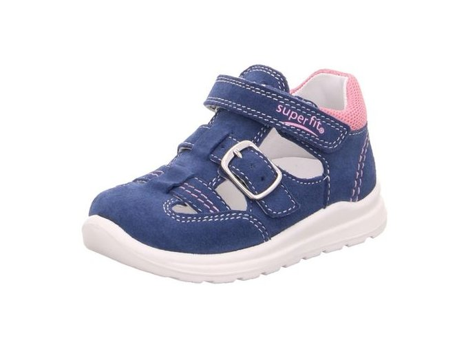 Sandálky Superfit Mel Blue/pink