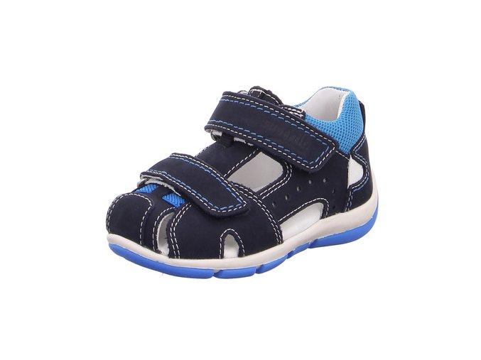 Sandálky Superfit Freddy Ocean 8-00141-81
