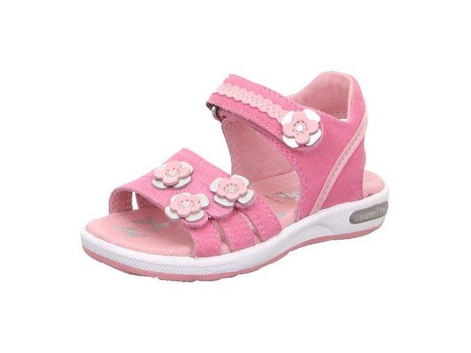 Sandálky Superfit Emily Pink