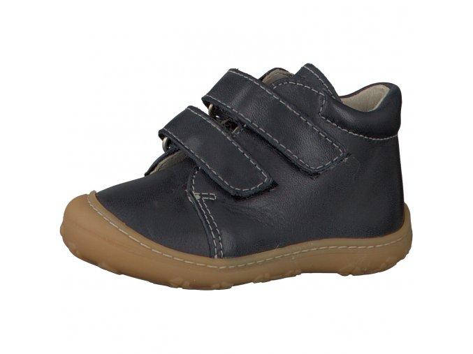 Celoroční bota Ricosta 12240-181 Chrisy see 22 vyšisovaná podešev