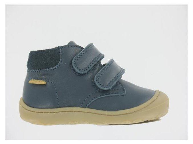 Celoroční bota Primigi 3410133 vyšisovaná podešev 23