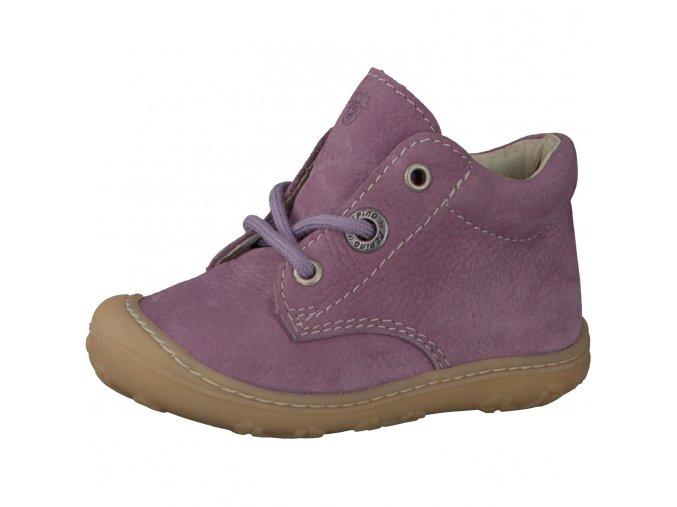 Celoroční bota Ricosta 12210-341 Cory purple 22 větší stélka