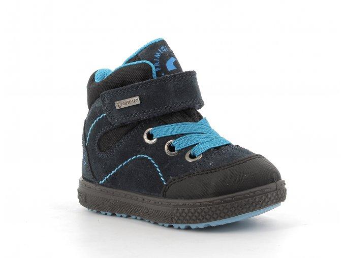 Celoroční bota Primigi 6360300 Barth Navy/nero