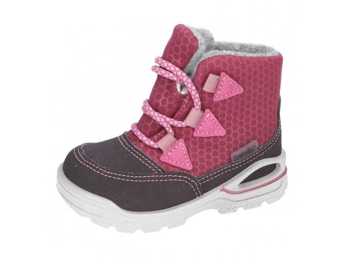 Zimní bota Ricosta 39301-362 Emil fuchsia