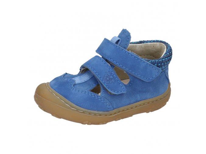 Sandálky Ricosta Ebi 12214-153 azur