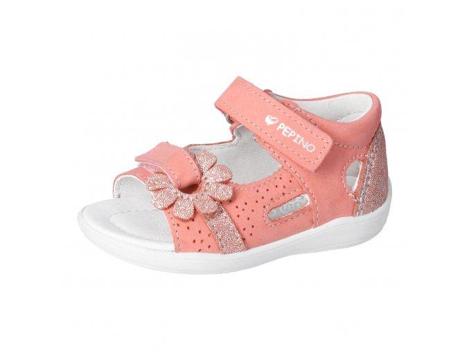 Sandálky Ricosta Silvi strawberry 31201-333