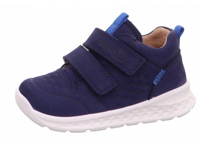 Celoroční obuv Superfit Breeze blue 1-000363-8000