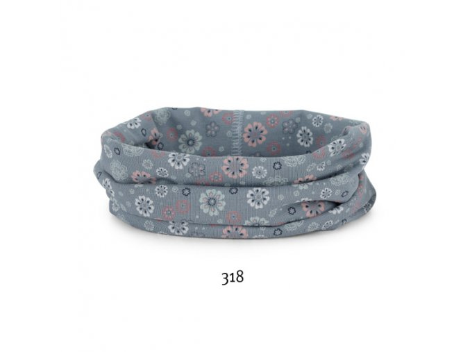 Šátek allrounder kytičky 1522155