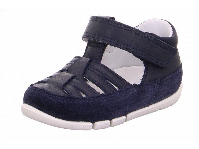 Sandálky Superfit Flexy blau 0-606337-8000