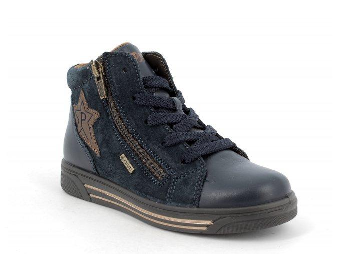 Celoroční bota Primigi 8376622 Hula navy