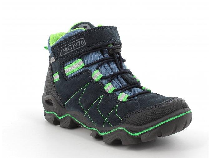 Celoroční bota Primigi 8393900 Path navy/sky blue