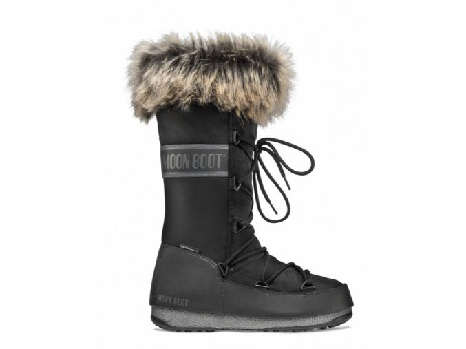 Zimní bota Moon boot Monaco WP 2 black 24008700001