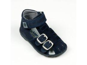 Letní sandálky Richter Terrino atlantic