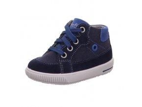 Celoroční obuv Superfit Moppy blue 80035980