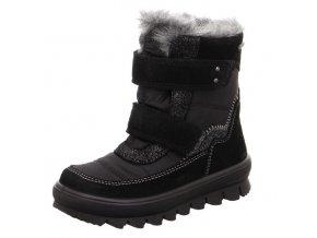 Zimní obuv Superfit Flavia Schwarz 509214-00