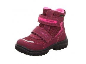 Zimní obuv Superfit Snowcat Rosa 509030-50