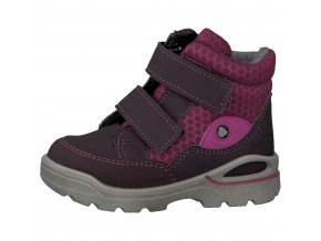 Zimní bota Ricosta 39223-360 Lasse Fuchsia